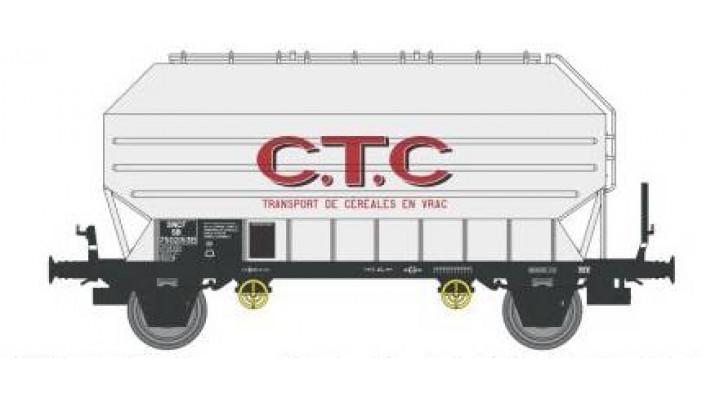 """Wagon Frangeco B, boîtes d'essieux à coussinets, non freiné """"CTC"""" Ep.I"""