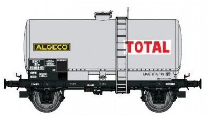 CITERNE soudée, N°5556184 'ALGECO TOTAL' boîtes d'essieux à coussinets