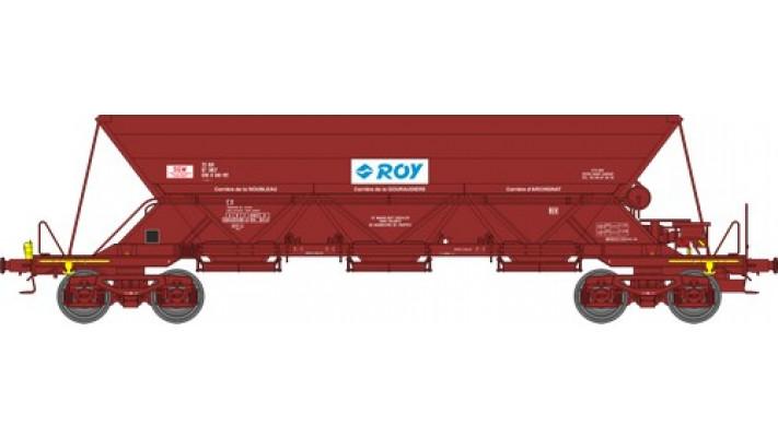 EX T1 Ep.IV-V  N° 33 87 690 0 041-9  ROY FEUX DE FIN DE CONVOI Mo