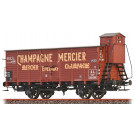 H0 Freight Car G Elsass, I, Champagn