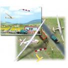 Aérodrome pour planeurs
