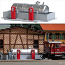 Station de carburant pour dépôt
