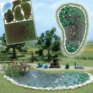 Set bassin de jardin