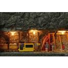 Set d'aménagement de galerie de mine