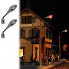 2 lampadaires