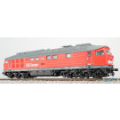 Diesellok, H0, 232 303, DB Cargo Ep V, verkehrsrot, Vorbildzustand um