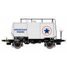 wagons citernes Uedinger 24 ou 30 m3 SNCF époque III