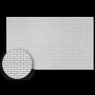 Plaque brique