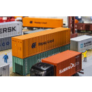 Hi-Cube Container Hapag Lloyd 40'