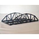 VB18-2 - Vorflutbrücke 18cm (rund), 2-gleisig grau