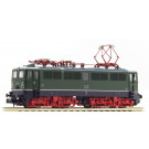 Electric locomotive class E42, DR, period III, livery green red