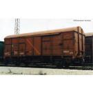 RENFE, set de 2 wagons fermés à 2 essieux J2, livrée  vagones aislante