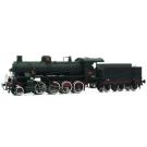 Steam locomotive Gr740 306 w/3-axles tender,Sound