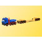 H0 MB 4achs Zugmaschine mit T