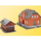 H0  Siedlungshaus Oberhausen