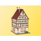 H0 Fachwerkhaus am Markt in M