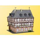 H0 Fachwerk-Eckhaus  Miltenbe