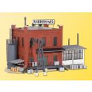 H0 Fabrik mit Anbau