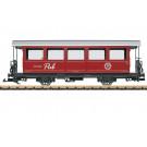 DFB Barwagen Steam Pub - 3. Q 2021