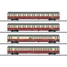Rheingold Offshoot Train  Passenger Car Set