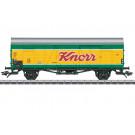Gedeckter Güterwagen Glt 23 DB