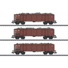 Güterwagen-Set Eaos DB