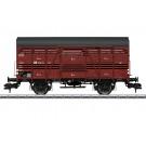 Güterwagen Viehtransport DB EP. III