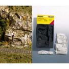 Bloc de roche, rectangulaire