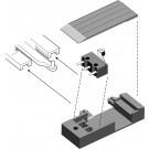Boîtier pour micro-interrupteur, (pour SL-E790BH)