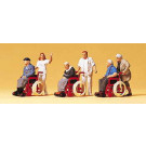 passants chaises roulantes