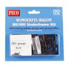 9ft/10ft Underframe Kit