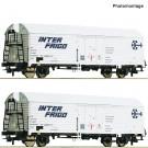2er Set Kühlwagen