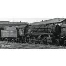 Dampflokomotive S 160, mit Puf