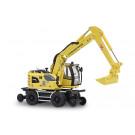 Schuco  H0 Liebherr Mobile excavator A922 - 1/87