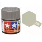 X32 titanium argent - brillant -  Tamiya - peinture acrylique 10 ml