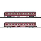 SET 2xVOITURES SNCF CAPITOLE