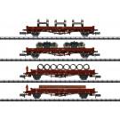 Güterwagen-Set DB