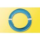 10 m Kabelring, 0,14 mm², blau