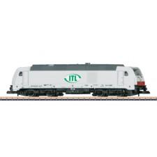 Locomotive diesel série 285