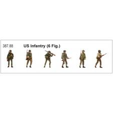US Infantry ( 6 Fig )