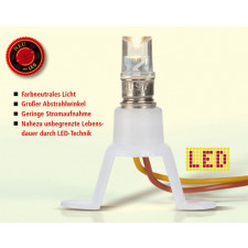 LED-Beleuchtungssockel warmws