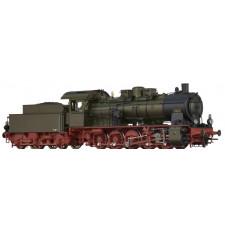 H0 Steam Loco G10 PStEV, I, AC Dig BAS+
