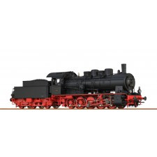 H0 Steam Loco 57.10 DRG, II, DC Dig EXT