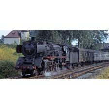 H0 Steam Loco BR 01 DR, IV, DC An BAS+