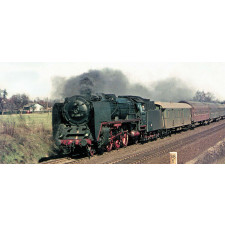 H0 Steam Loco BR 01 DR, IV, DC Dig EXT