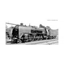 H0 Steam Locomotive BR 02 DRG, II, DC Dig