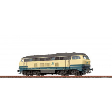 H0 Diesel Locomotive 216 DB, IV, AC Dig.