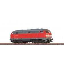 H0 Diesel Locomotive 216 DB, V, DC Dig. E