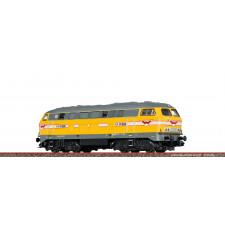 H0 Diesel Locomotive 216 Wiebe, VI, DC Di