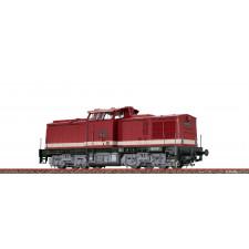 H0 Diesel Locomotive 110 DR, IV, DC Dig.
